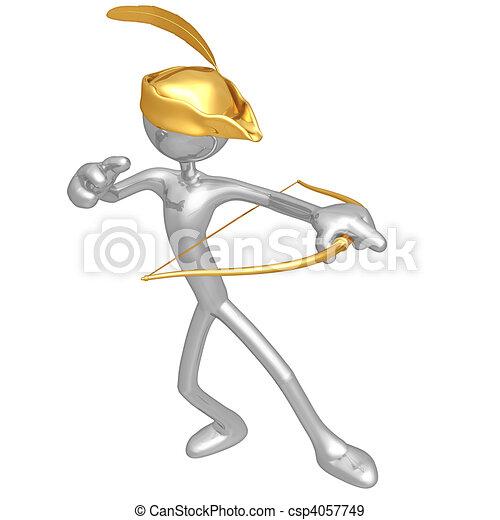 Archery - csp4057749