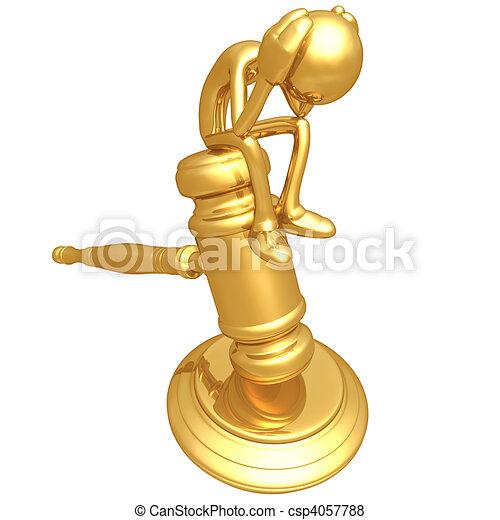 Legal Problems - csp4057788