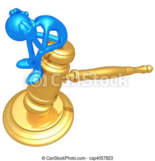Legal Problems - csp4057823