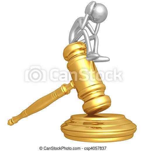 Legal Problems - csp4057837
