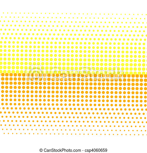 dotted background - csp4060659