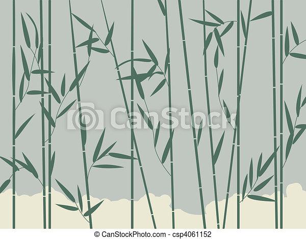 Archivio illustrazioni bamb fondo archivi di for Cannette di bambu prezzo