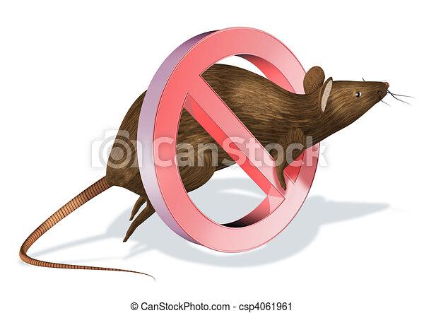 ratas, parada - csp4061961