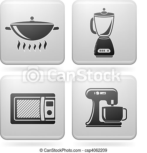Kitchen Tools Vector vector illustration of kitchen utensils and tools - kitchen and
