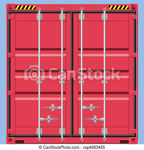 Freight Container - csp4063455