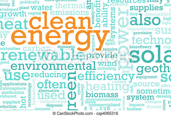 Clean Energy - csp4065316