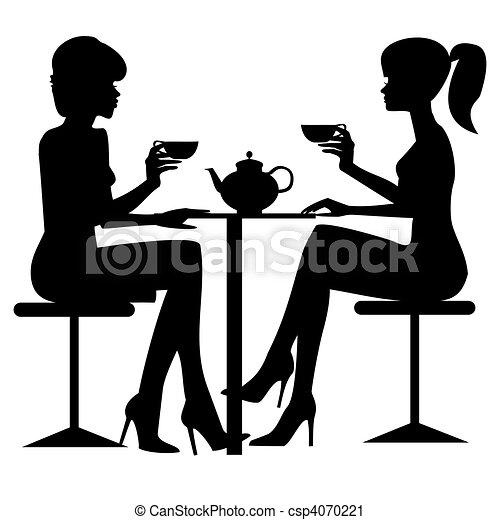 Tea time - csp4070221