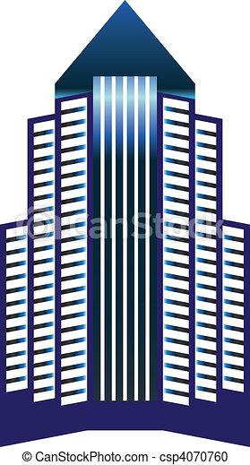Skyscraper - csp4070760