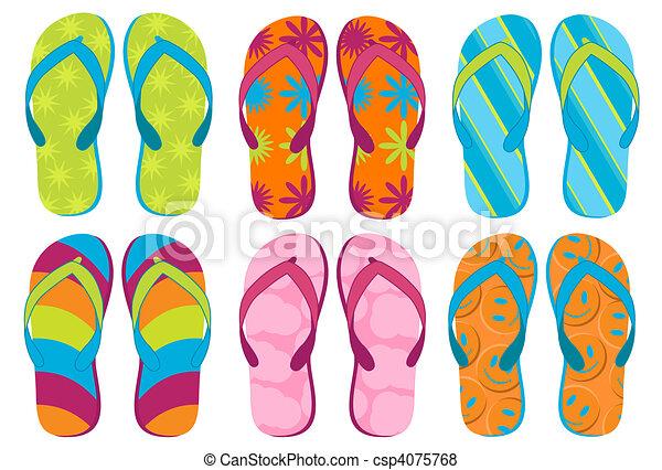Flip Flops - csp4075768