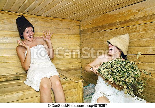 bilder von frauen sauna junger m dels gleichfalls nehmen csp4079397 suchen sie stock. Black Bedroom Furniture Sets. Home Design Ideas