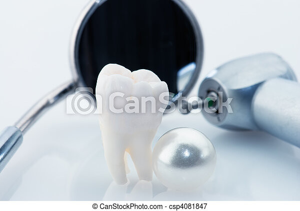 Healthy teeth concept - csp4081847