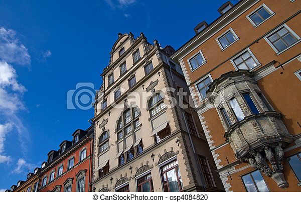 European architecture.