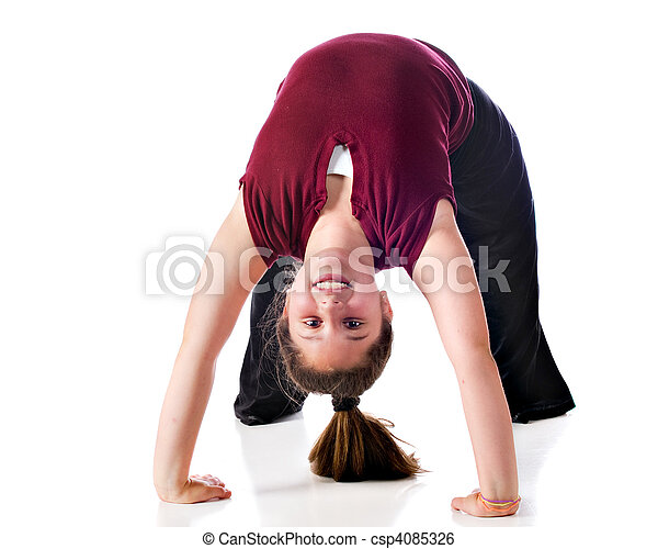 Bending Over Backwards - csp4085326