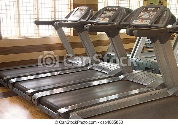 Treadmill equipment - csp4085850