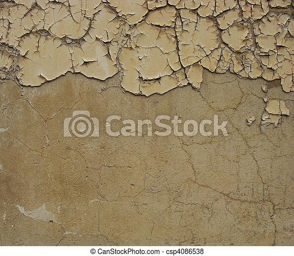 Images de sale beige brun mur quelques uns peler for Peinture mur beige