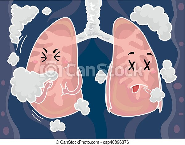 how to stop coughing from smokes