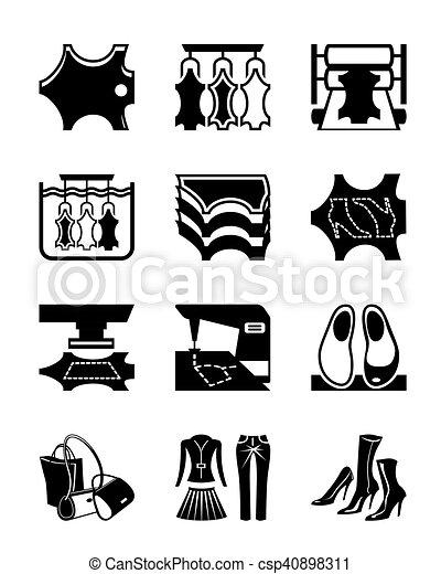Clothes Clip Art Production