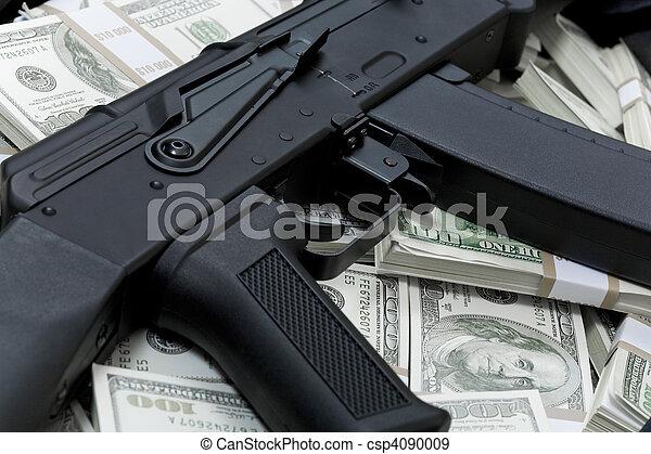 Financial crime - csp4090009