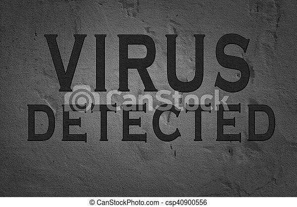 Word Virus Detected - csp40900556