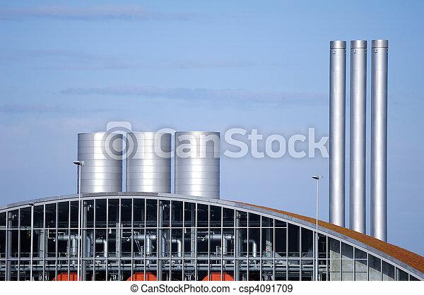 Non polluting facility - csp4091709