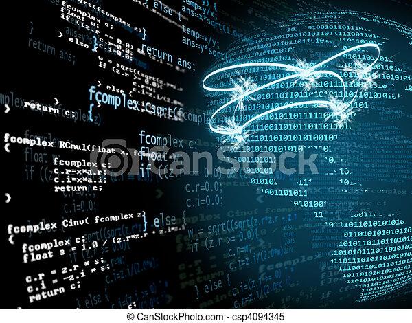 USA networking - csp4094345