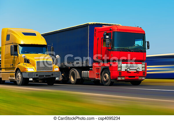 Freight transportation - csp4095234