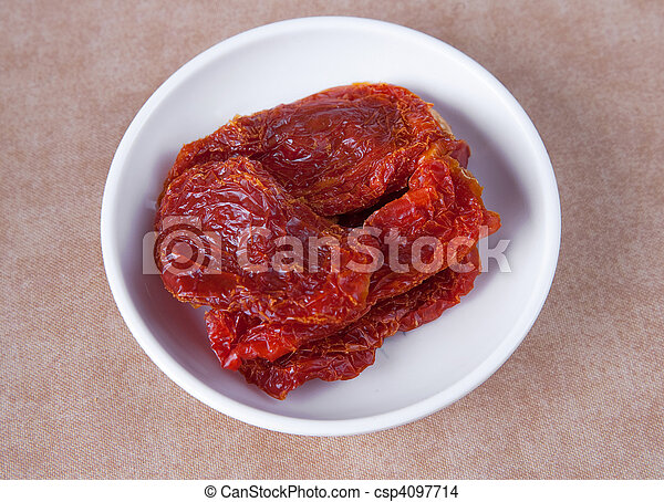 sundried tomatos - csp4097714