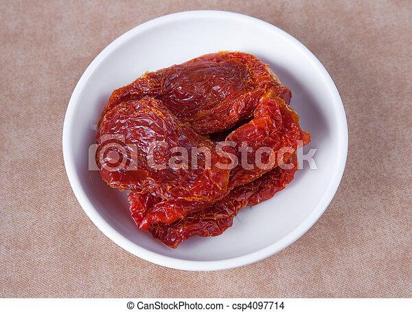 sundried tomatos - csp4097714