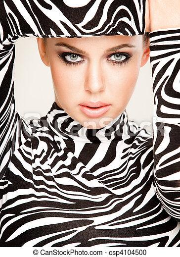 moda,  zebra - csp4104500