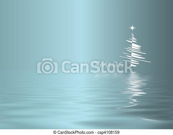 Christmastime - csp4108159