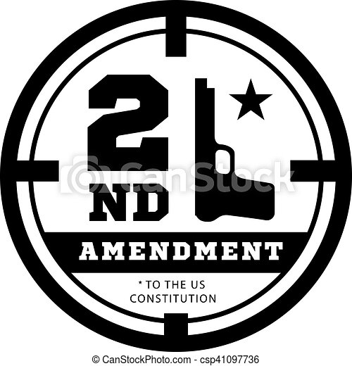 Vectors of Second Amendment to the US Constitution to permit ...