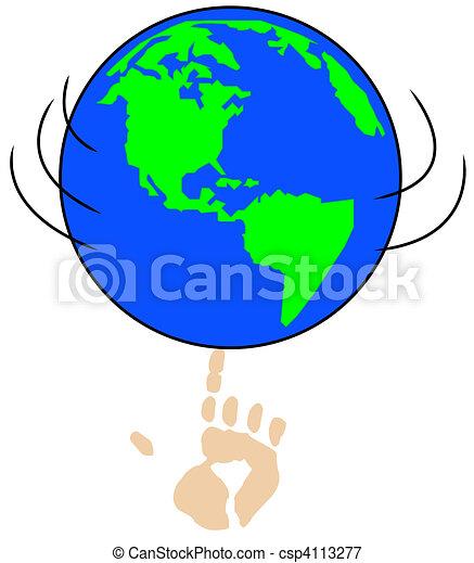 de ilustracion  ilustracion libre de  stock de iconos de clip art    Spinning Globe Clip Art