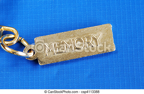 Dementia or lost memory - csp4113388