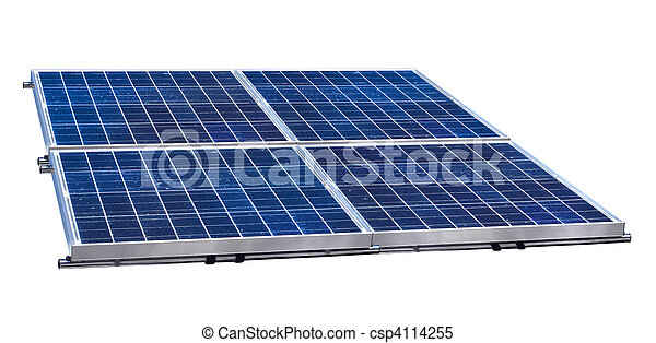 Solar panels - csp4114255