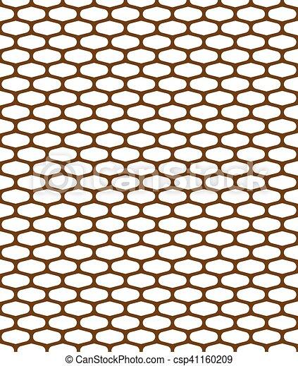 pattern metal grille - csp41160209