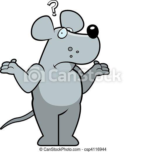 Confused Rat - csp4116944