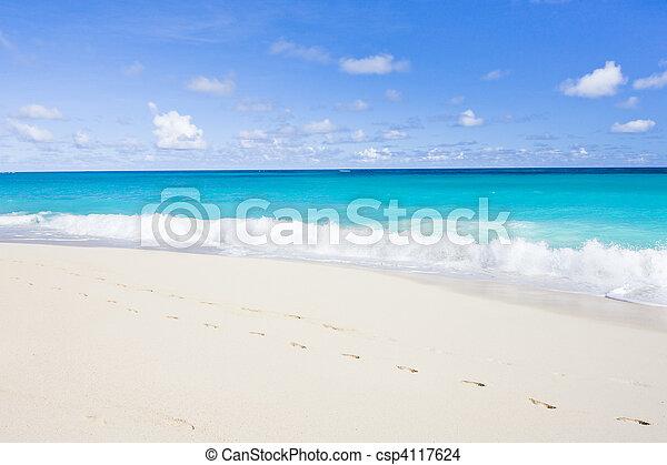 Foul Bay, Barbados, Caribbean - csp4117624