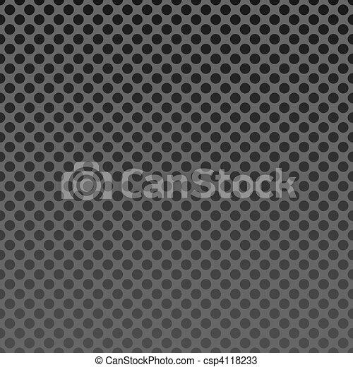 Illustration steel mesh background seamless - csp4118233