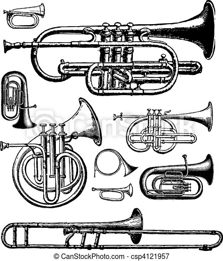 Vector Brass Instruments - csp4121957
