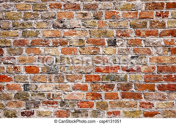 Brick Wall - csp4131051