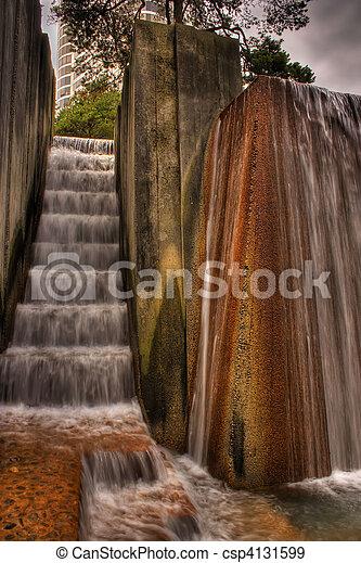 Water Fountain - csp4131599