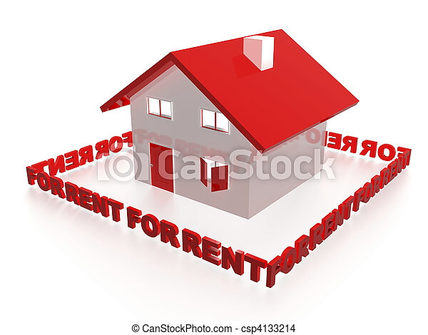 House for rent - csp4133214