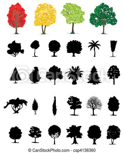 vector clipart van anders kleur illustratie oneton