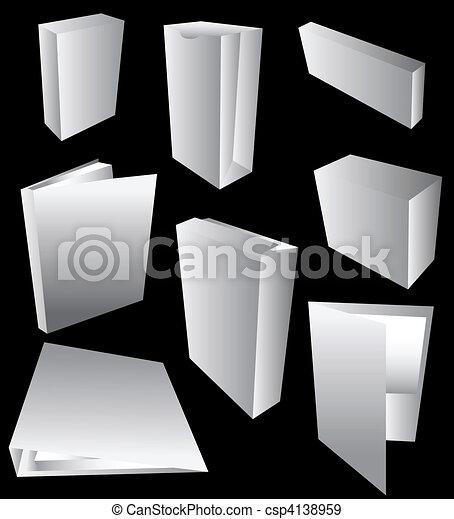 Blank Packaging - csp4138959