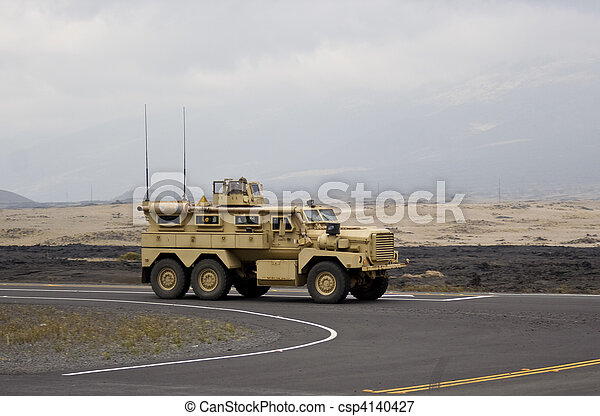 Military 6x6 - csp4140427