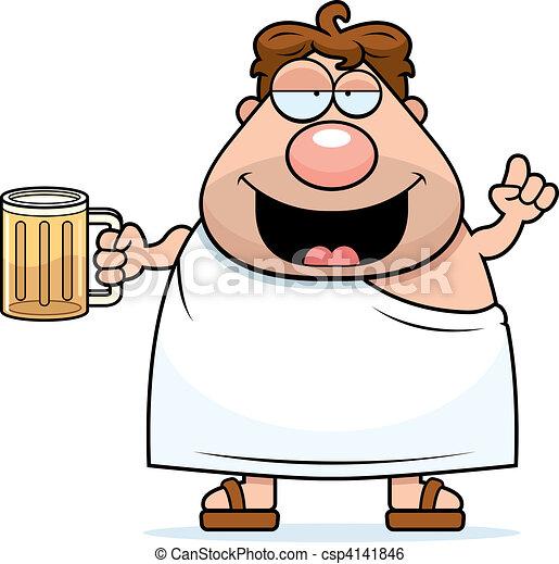 Frat Boy Drunk - csp4141846