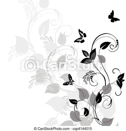 Vegetation pattern - csp4144015