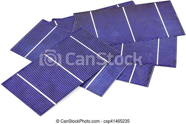 Photo-voltaic cells - csp41465235