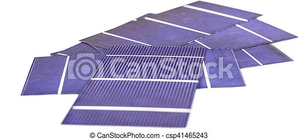 Photo-voltaic cells - csp41465243