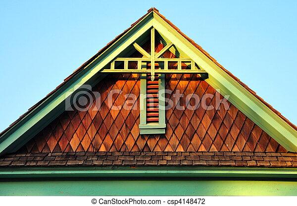 Dreieck dach